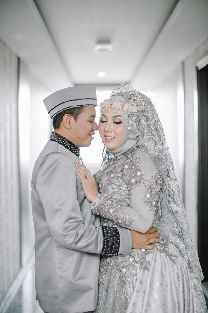 The Wedding of Machrus & Giska by Historia Wedding Planner - 007