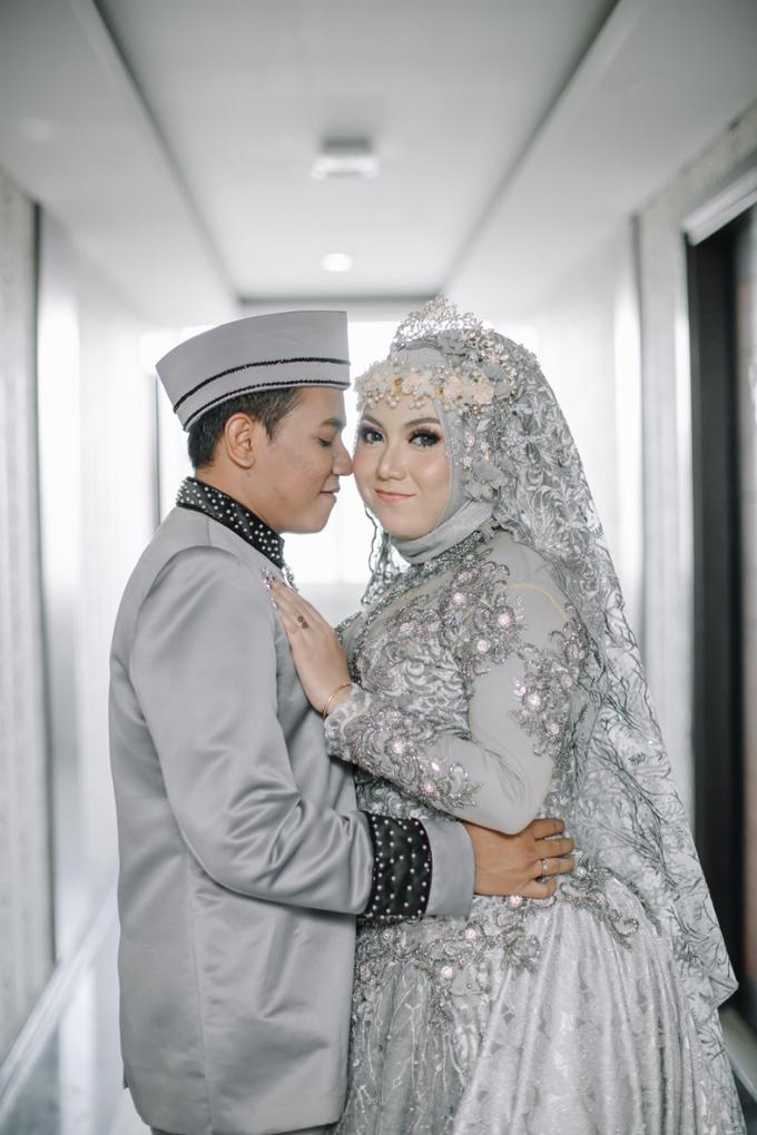 The Wedding of Machrus & Giska by Historia Wedding Planner - 008
