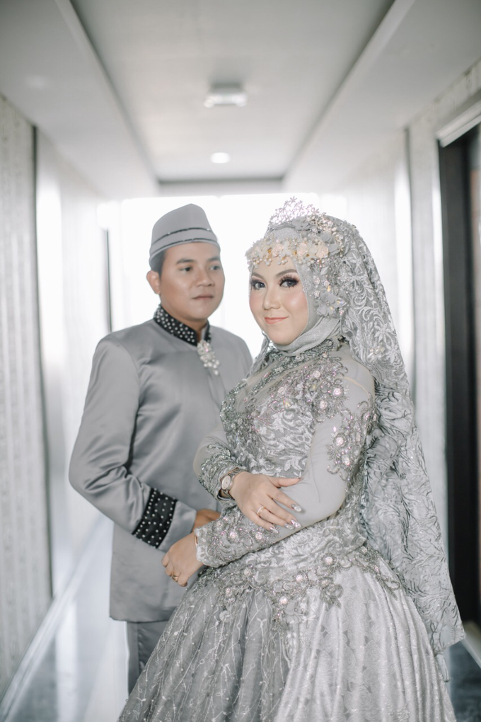 The Wedding of Machrus & Giska by Historia Wedding Planner - 013
