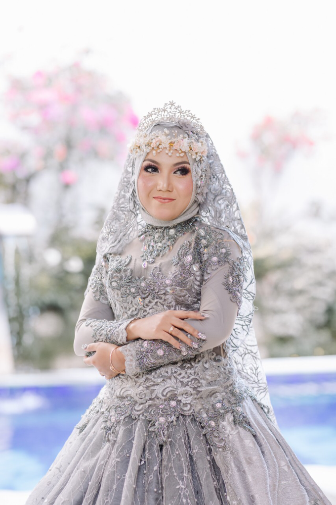 The Wedding of Machrus & Giska by Historia Wedding Planner - 011