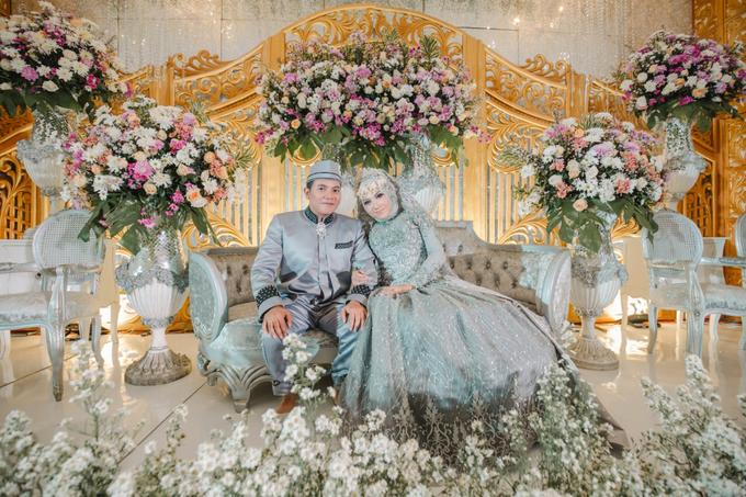 The Wedding of Machrus & Giska by Historia Wedding Planner - 015