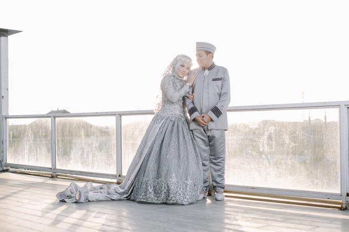 The Wedding of Machrus & Giska by Historia Wedding Planner - 016
