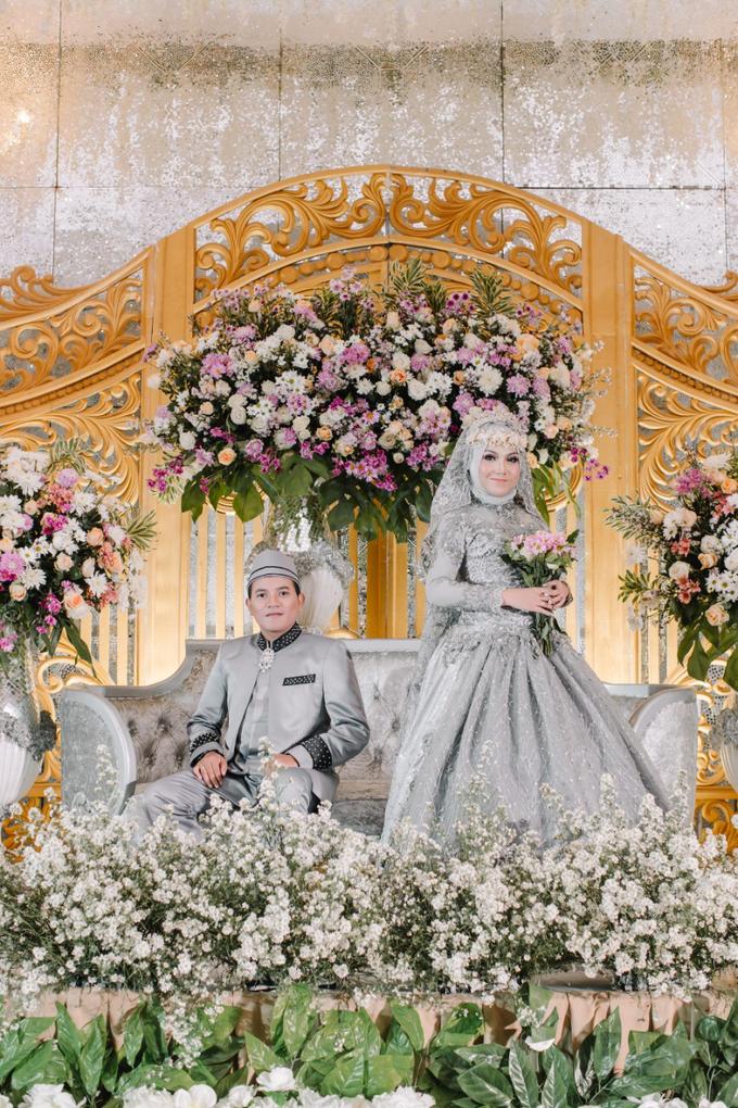 The Wedding of Machrus & Giska by Historia Wedding Planner - 017