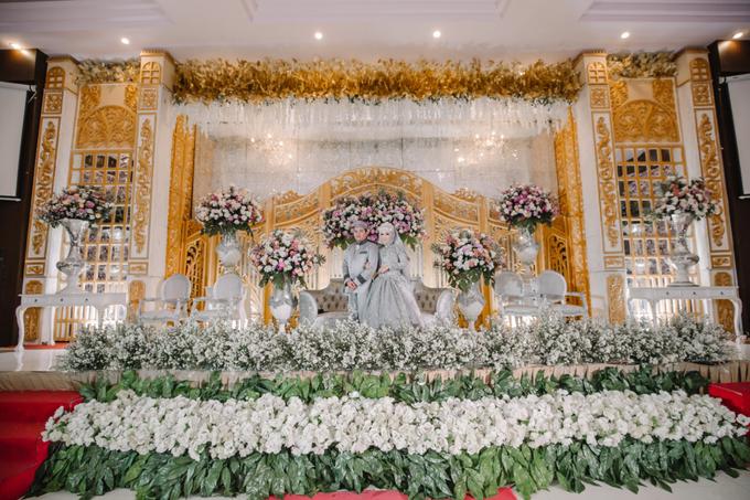The Wedding of Machrus & Giska by Historia Wedding Planner - 020