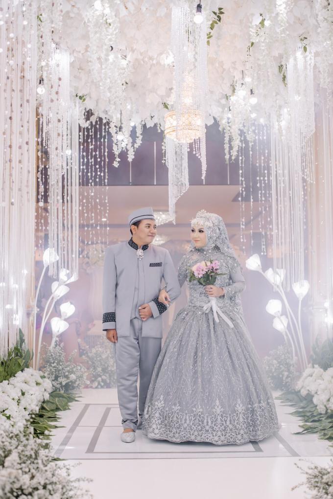 The Wedding of Machrus & Giska by Historia Wedding Planner - 021