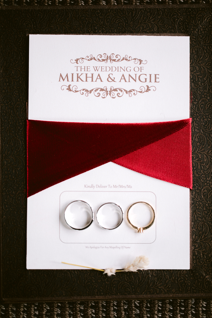 The Wedding of Mikha & Angie by Historia Wedding Planner - 001