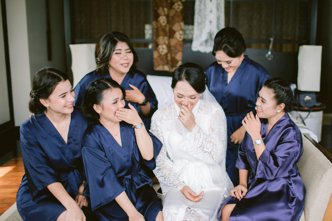 The Wedding of Mikha & Angie by Historia Wedding Planner - 003