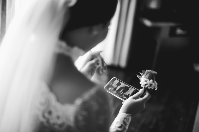 The Wedding of Mikha & Angie by Historia Wedding Planner - 006