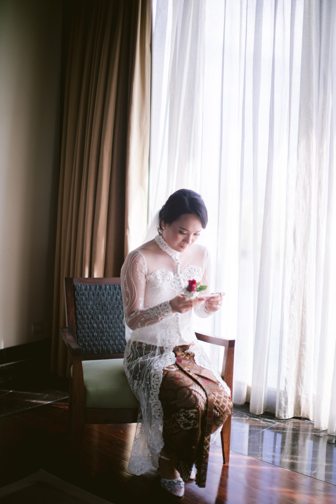 The Wedding of Mikha & Angie by Historia Wedding Planner - 007