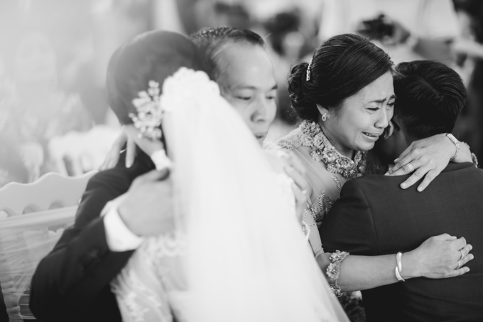 The Wedding of Mikha & Angie by Historia Wedding Planner - 010