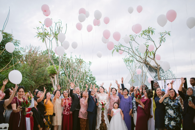 The Wedding of Mikha & Angie by Historia Wedding Planner - 012