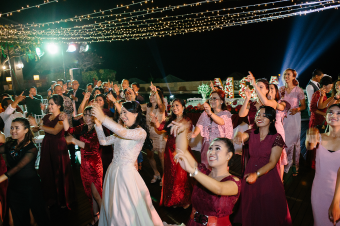The Wedding of Mikha & Angie by Historia Wedding Planner - 013