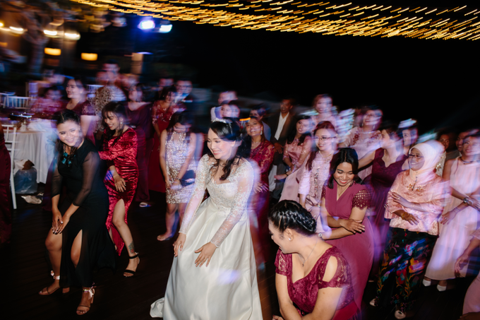 The Wedding of Mikha & Angie by Historia Wedding Planner - 015