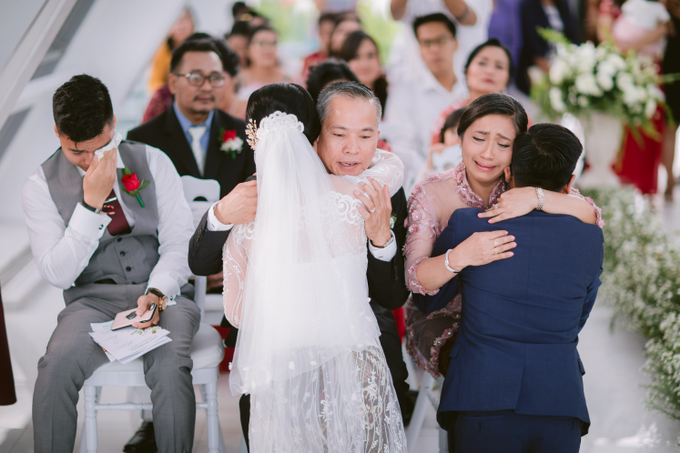 The Wedding of Mikha & Angie by Historia Wedding Planner - 016