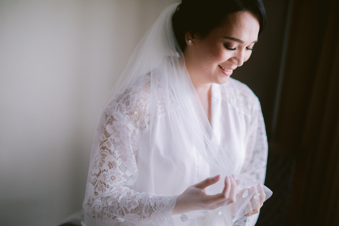 The Wedding of Mikha & Angie by Historia Wedding Planner - 020