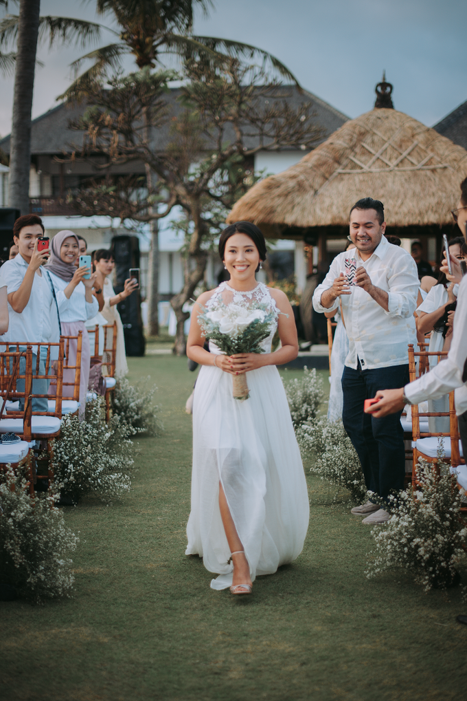 The Wedding of Marc & Tia by Historia Wedding Planner - 004