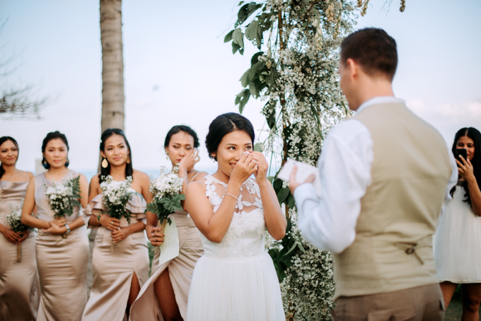 The Wedding of Marc & Tia by Historia Wedding Planner - 007