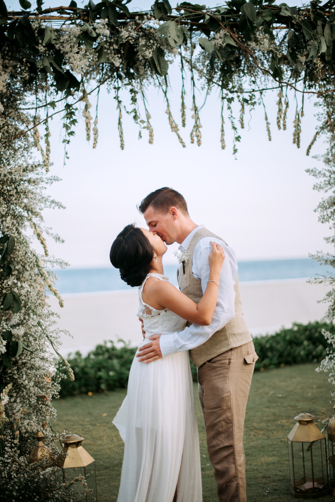 The Wedding of Marc & Tia by Historia Wedding Planner - 008