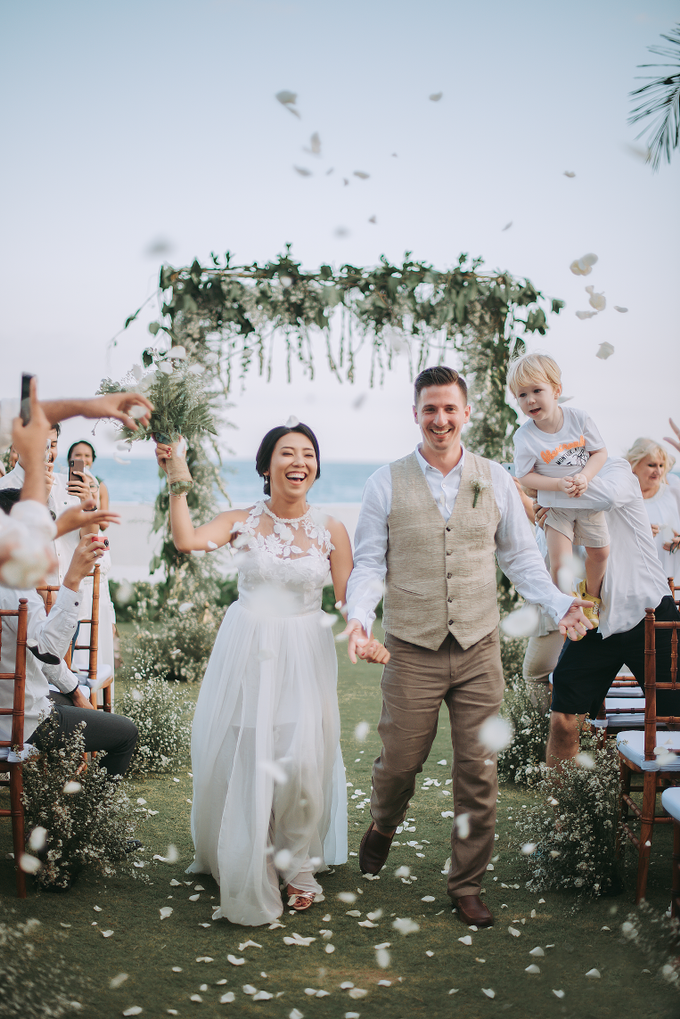 The Wedding of Marc & Tia by Historia Wedding Planner - 009