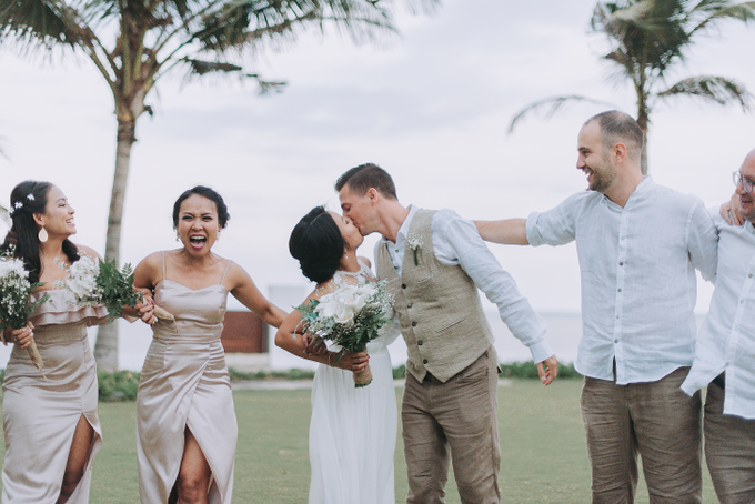 The Wedding of Marc & Tia by Historia Wedding Planner - 011