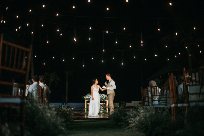 The Wedding of Marc & Tia by Historia Wedding Planner - 015