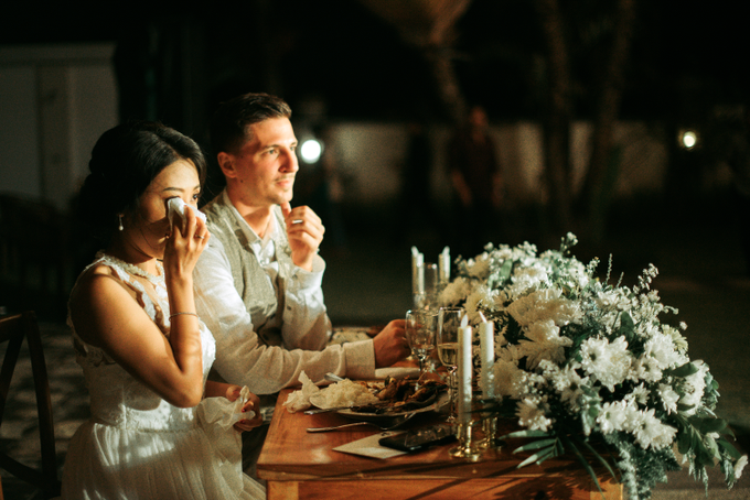 The Wedding of Marc & Tia by Historia Wedding Planner - 020