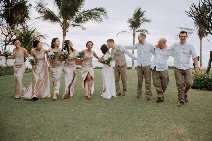 The Wedding of Marc & Tia by Historia Wedding Planner - 031