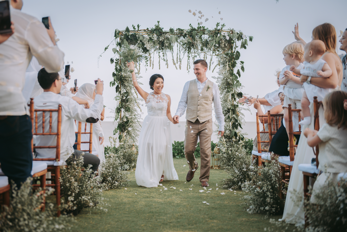 The Wedding of Marc & Tia by Historia Wedding Planner - 033