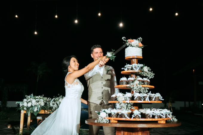 The Wedding of Marc & Tia by Historia Wedding Planner - 034