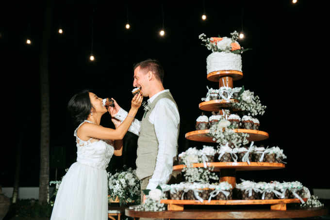 The Wedding of Marc & Tia by Historia Wedding Planner - 035