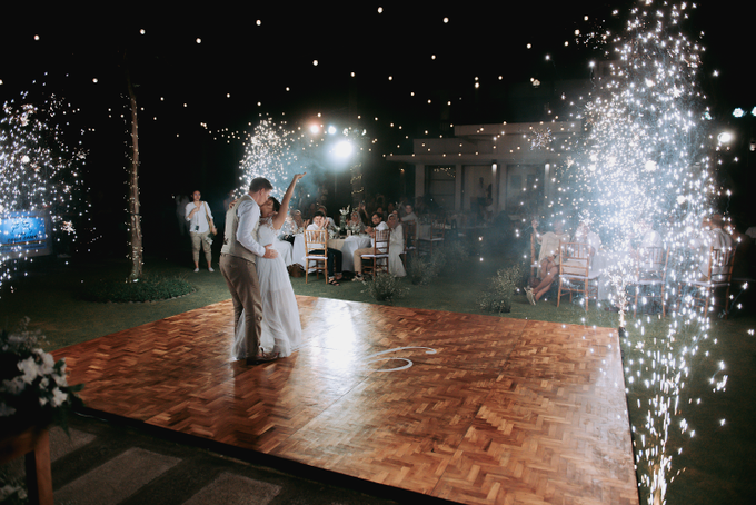The Wedding of Marc & Tia by Historia Wedding Planner - 037