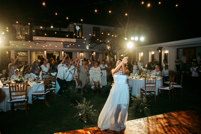 The Wedding of Marc & Tia by Historia Wedding Planner - 038