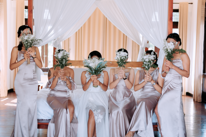 The Wedding of Marc & Tia by Historia Wedding Planner - 046