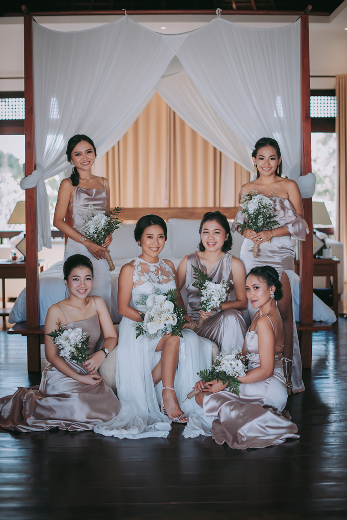 The Wedding of Marc & Tia by Historia Wedding Planner - 047