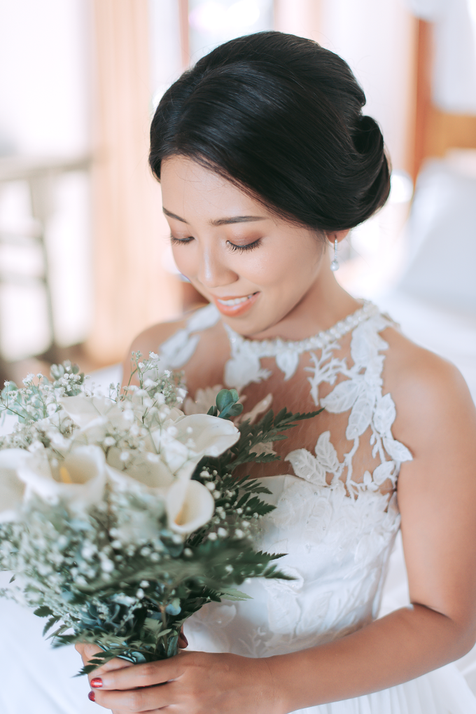 The Wedding of Marc & Tia by Historia Wedding Planner - 048