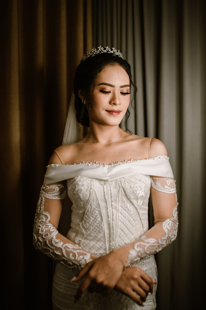 The Wedding of Anton & Lely by Historia Wedding Planner - 003