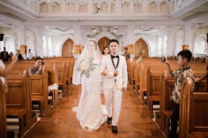 The Wedding of Anton & Lely by Historia Wedding Planner - 005