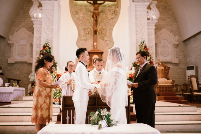 The Wedding of Anton & Lely by Historia Wedding Planner - 007
