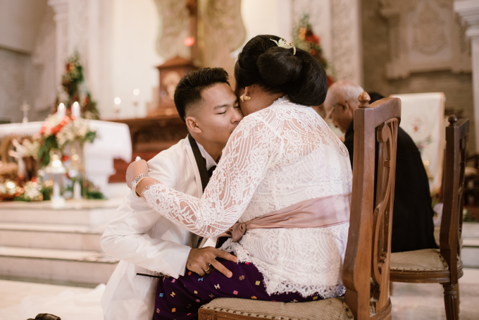 The Wedding of Anton & Lely by Historia Wedding Planner - 010