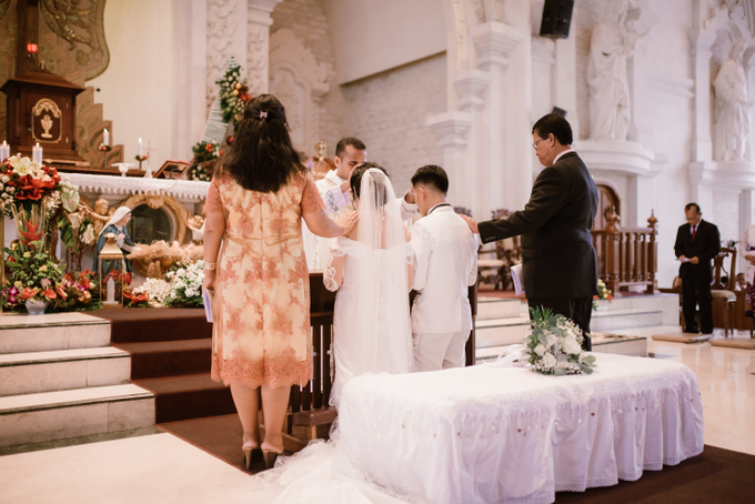 The Wedding of Anton & Lely by Historia Wedding Planner - 012
