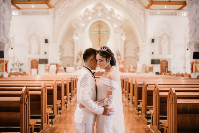 The Wedding of Anton & Lely by Historia Wedding Planner - 015
