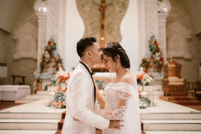 The Wedding of Anton & Lely by Historia Wedding Planner - 016