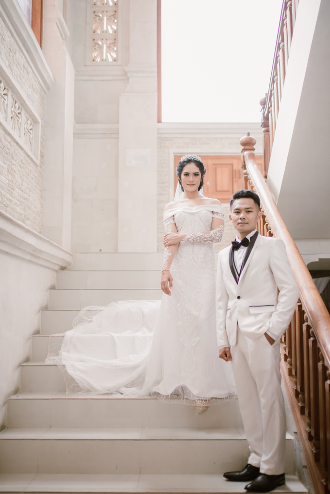 The Wedding of Anton & Lely by Historia Wedding Planner - 020