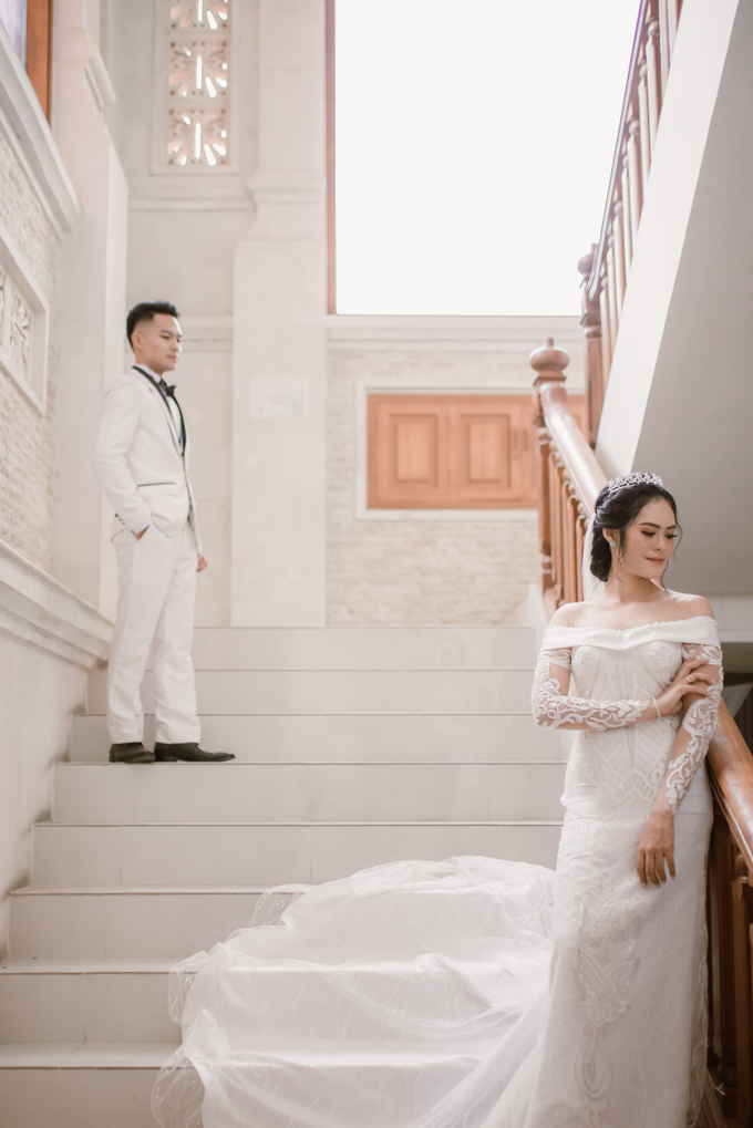 The Wedding of Anton & Lely by Historia Wedding Planner - 021