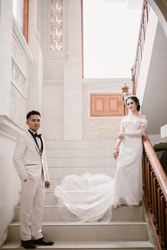 The Wedding of Anton & Lely by Historia Wedding Planner - 022