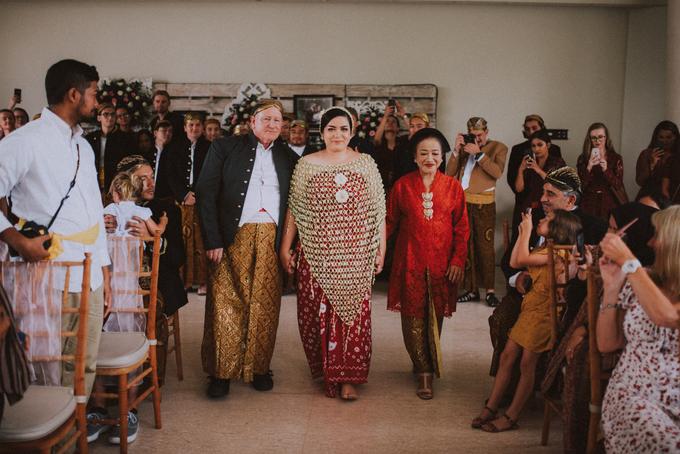 The Wedding of David & Yana by Historia Wedding Planner - 004