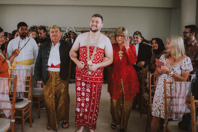 The Wedding of David & Yana by Historia Wedding Planner - 005