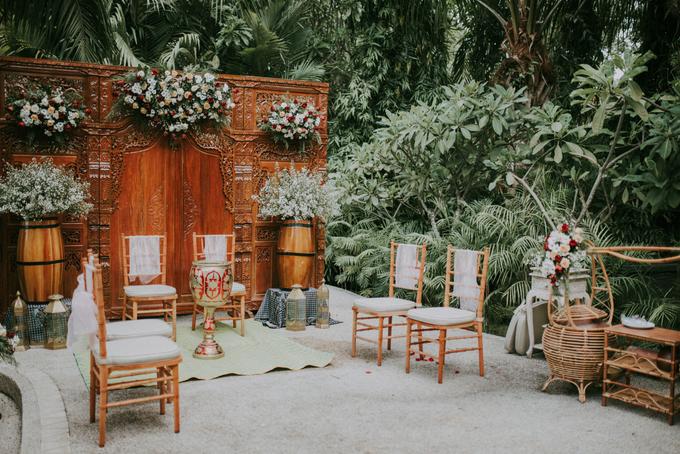 The Wedding of David & Yana by Historia Wedding Planner - 007