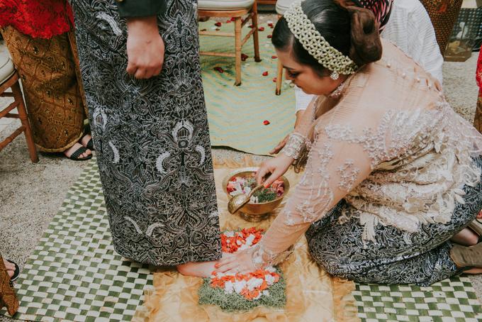 The Wedding of David & Yana by Historia Wedding Planner - 010