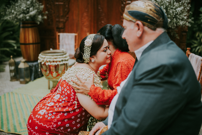 The Wedding of David & Yana by Historia Wedding Planner - 011